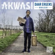 Cover Akwasi - Daar Ergens Mini Album